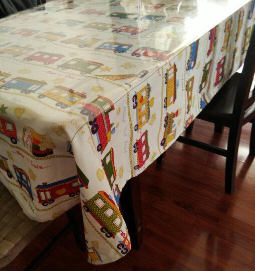 喜欢屋 纯棉桌布田园儿童卡通布艺餐桌布布艺台布 动物世界 140cm*220cm 晒单图