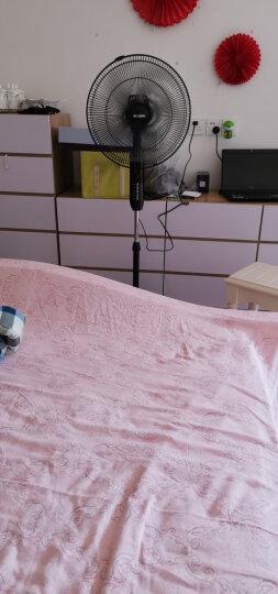 艾美特(Airmate)电风扇 家用五叶落地扇 遥控静音 FSW52R 晒单图
