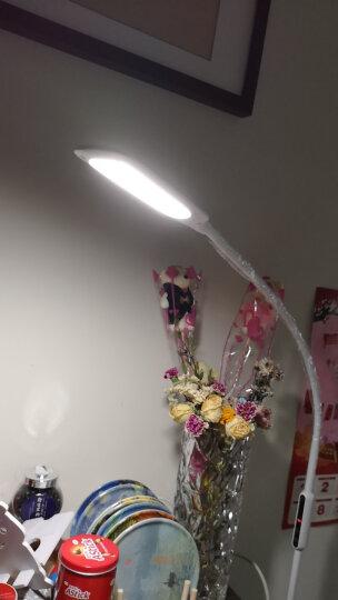 德贝斯(debase) 落地灯led遥控客厅立式台灯简约卧室落地台灯创意书房阅读钢琴灯             . 晒单图