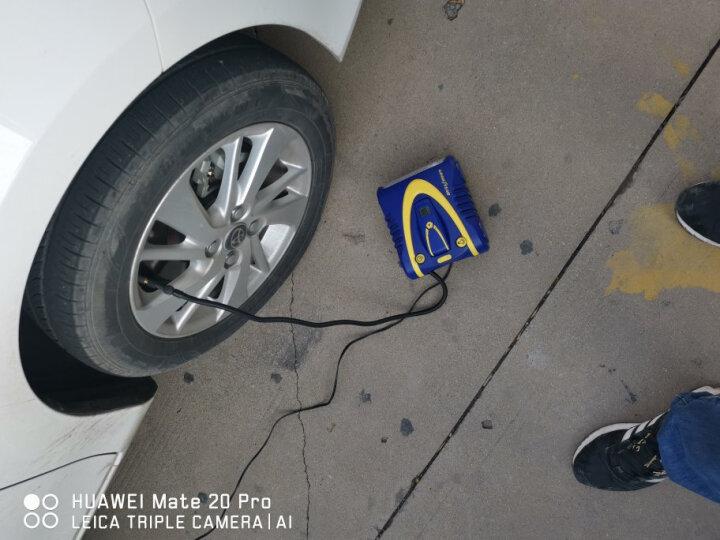 固特异(Goodyear) 车载充气泵 数显预设胎压 带可拆卸胎压计 汽车轮胎电动车 摩托车打气泵 GY-2509汽车用品 晒单图
