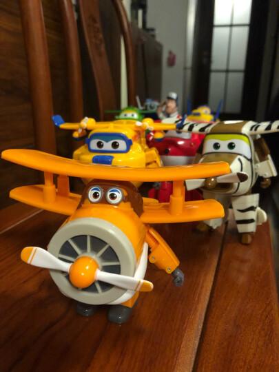 奥迪双钻(AULDEY)超级飞侠大号益智变形机器人乐迪小爱奥迪双钻男孩女孩儿童玩具 720295超级飞侠家庭大团圆套装 晒单图