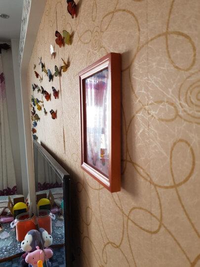 亮丽(SPLENDID)相框摆台画框照片墙 8英寸 质生活咖啡色 晒单图