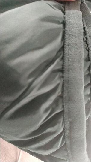 INTERIGHT 90白鸭绒男士立领超轻便携羽绒服  橙色 XL码 晒单图
