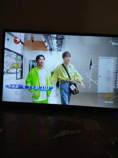 夏新(AMOI) 28/32英寸高清蓝光LED平板液晶智能电视机 卧室彩电 显示器 28英寸液晶电视 晒单图