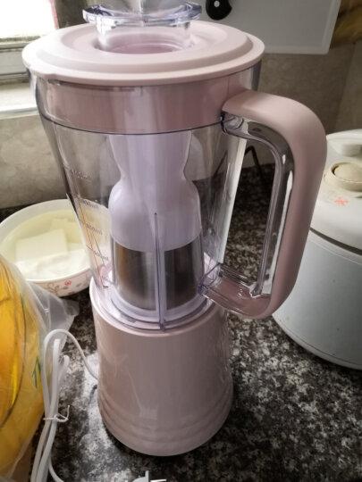 美的(Midea)料理机迷你家用榨汁机 电动多功能搅拌机 婴儿辅食机 干磨机WBL2521H(李现推荐) 晒单图