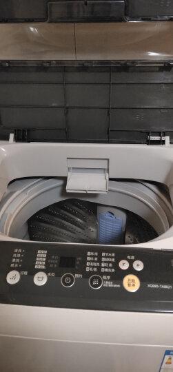 松下(Panasonic)洗衣机全自动波轮8.5公斤 超大容量 省水省电 桶洗净XQB85-TA8021灰色 晒单图