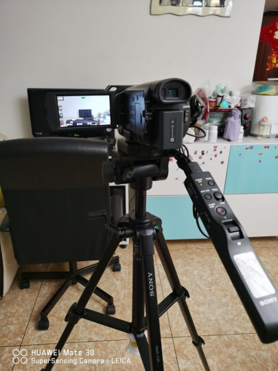索尼(SONY)GP-VPT1 小型三脚架拍摄手柄(推荐搭配索尼微单/摄像机 参见索尼官网 以此为准) 晒单图