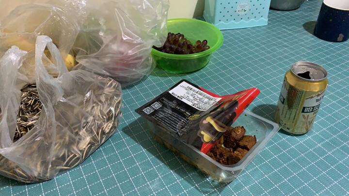 【周黑鸭锁鲜】卤鸭腿220g 气调盒装食品麻辣休闲零食肉干小吃 晒单图