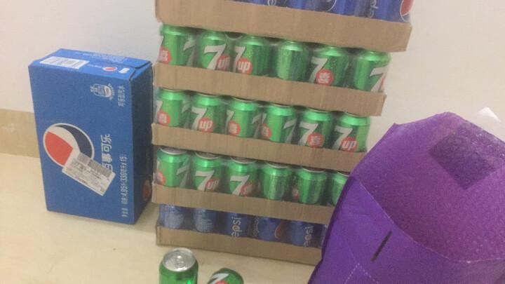 七喜 7UP 柠檬味 汽水碳酸饮料 330ml*24罐 整箱装 百事可乐公司出品 晒单图