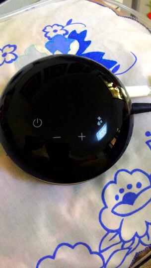 小白熊 电动吸奶器 插电式9档调节按摩 宝贝亲密黑金款 吸乳器 HL-0830 晒单图