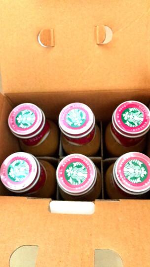 星巴克(Starbucks)星冰乐 红茶281ml*6瓶 咖啡饮料礼盒装(新老包装随机发货) 晒单图