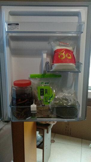 美的(Midea) 231升三门小冰箱无霜风冷净味家用小型电冰箱 BCD-231WTM(E) 晒单图