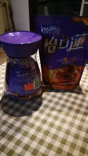 怡口莲 巧克力风味夹心牛奶糖太妃糖 柔滑牛奶原味 188g(新老包装随机发货) 晒单图