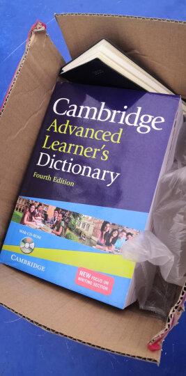 剑桥高阶英语字典CambridgeDictionary第四版含CD剑桥字典原版 晒单图
