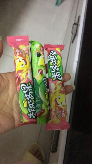 雀巢 (Nestle) 果汁软糖 橡皮糖 趣满果礼盒(花心杂果+情迷热带水果口味)休闲零食糖果 qq糖 216g 晒单图
