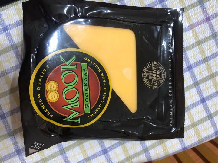 荷兰原装进口 贝斯隆cheese高钙奶酪芝士块200g可即食高达干酪 西餐烘焙原料进口乳酪 芥末仔奶酪200g(奶酪与芥末的辛辣完美结合) 晒单图