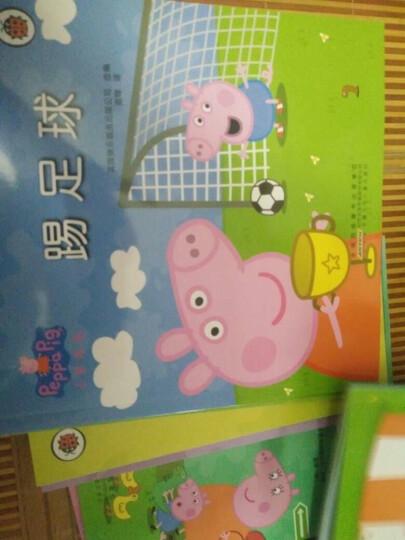 小猪佩奇书籍系列第一辑全套10册儿童绘本0-3-6周岁睡前故事幼儿园中班小班亲子阅读宝宝早教英语启蒙 晒单图