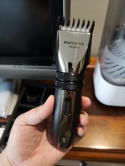 飞科(FLYCO)专业电动理发器成人儿童电推剪 剃头电推子 FC5808 晒单图