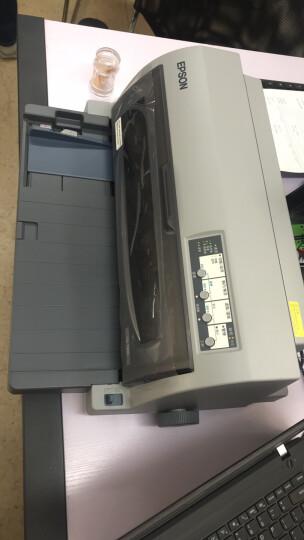 爱普生(EPSON)LQ-790K 针式打印机(106列平推式 支持A3幅面 3.6mm介质处理能力) 晒单图