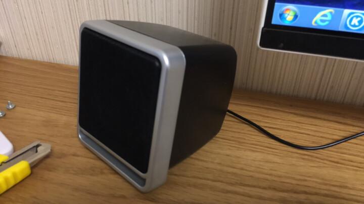 飞利浦(PHILIPS)SPA2341 音箱音响电脑台式低音炮家用多媒体2.1音箱桌面笔记本客厅电视通用超重低音音响 晒单图