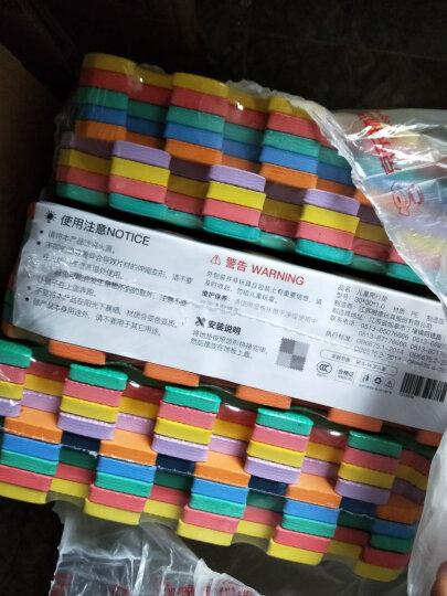 明德Meitoku  水果拼图地垫 PE泡沫爬行垫 宝宝爬爬垫 客厅卧室安全环保拼接地垫30*30*1cm (9片装) 晒单图