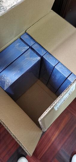 得力(deli)50mmA4塑料文件盒 加厚财会档案盒资料盒文件盒 财务凭证盒  考试收纳 5623 晒单图