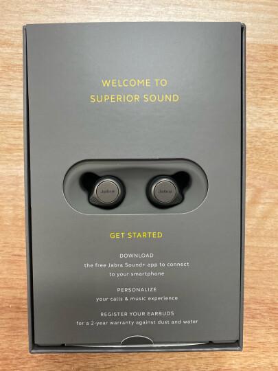 捷波朗(Jabra)Boost/劲步 商务蓝牙耳机单耳自营 苹果oppo华为vivo手机通用 玫瑰金 晒单图