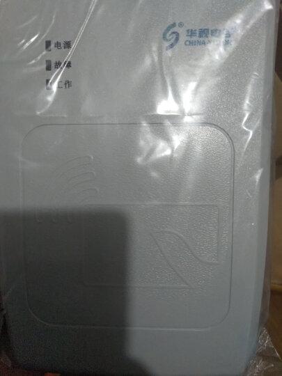 华视电子CVR-100UC-ts台式居民身份证阅读器 二三代身份证读卡器  身份证真伪鉴别识别仪 晒单图