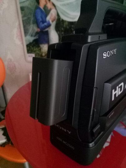 沣标(FB) 专业摄像机电池F970,适用于索尼MC2500,Z5C,NX100,NX3等 一电一充 晒单图