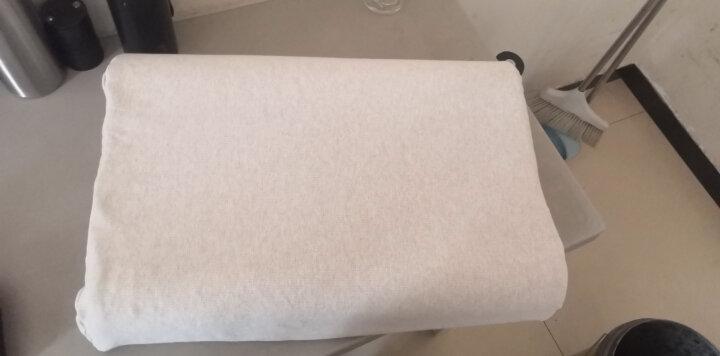 睡眠博士(AiSleep)枕头 超大颗粒泰国乳胶枕进口天然乳胶枕 成人按摩颈椎枕芯 透气柔弹睡眠枕 晒单图
