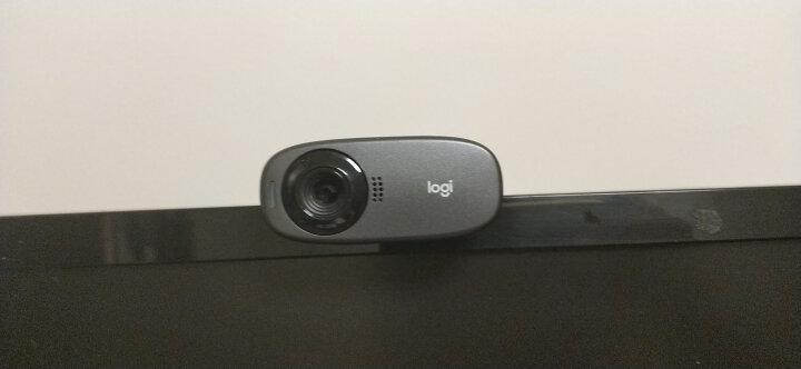 罗技(Logitech)C170/C270/C310高清网络摄像头  带麦克风台式机电脑摄像头 C310(升级版HD720P) 晒单图
