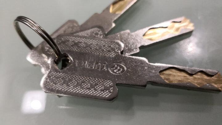 玥玛 摩托车锁电瓶电动车U型锁山地自行车超C级防盗锁抗20吨液压剪 晒单图