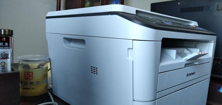 联想(Lenovo)M7400 Pro 黑白激光多功能一体机 商用办公家用打印  (打印 复印 扫描) 晒单图