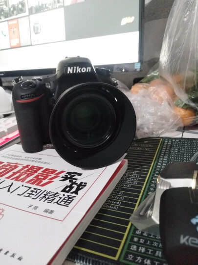 尼康(Nikon) AF-S 50mm f/1.8G 镜头 人像/风景/旅游 晒单图