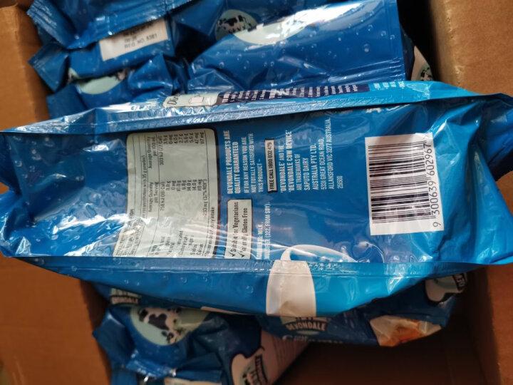 德运(Devondale)澳洲 原装进口奶粉 1kg/袋 全脂高钙成人奶粉 营养补钙21年7月到期 晒单图
