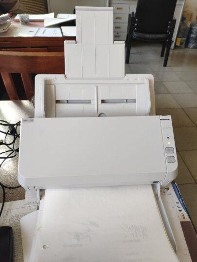 富士通(Fujitsu)SP-1120扫描仪 A4高速高清彩色双面自动馈纸 标准twain驱动 晒单图