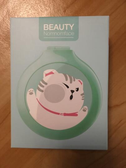 artiart梳子便携折叠梳口袋梳子 带化妆镜 气囊按摩梳男女通用美发工具小镜子 胖脸猫 晒单图