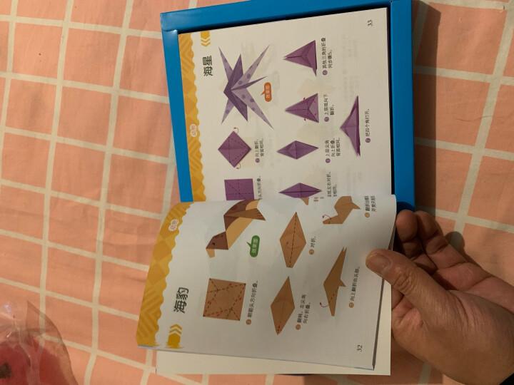 手工大王彩纸宝盒:纸飞机大全 晒单图