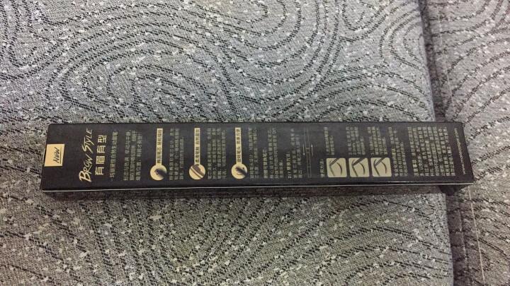 玛丽黛佳(MARIEDALGAR)自然生动眉笔自营送替换装 03 深咖(彩妆 防水配方 不易脱色 自然持久) 晒单图