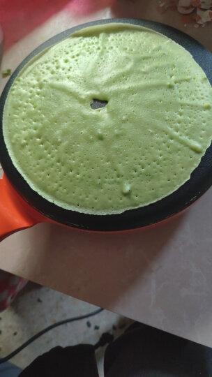 利仁春饼机电饼铛不粘薄饼机蛋卷机烤鸭饼班戟千层蛋糕皮机BC-411A 晒单图