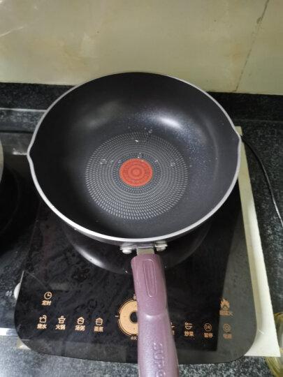 苏泊尔火红点28cm不粘煎炒锅明火电磁炉通用PJ28R4(新老款随机发货) 晒单图
