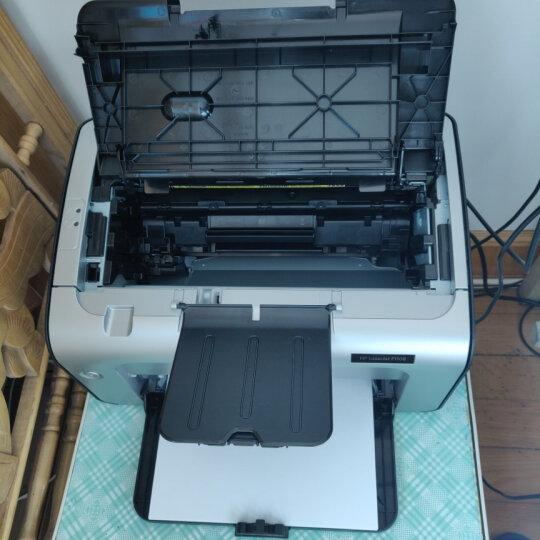 惠普(HP) P1108黑白激光打印机 A4打印 小型商用打印 升级型号104a/104w 同款体验型号P1106 晒单图