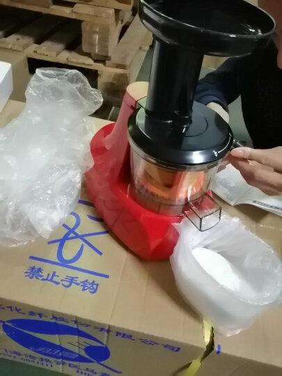 九阳(Joyoung)原汁机低速榨汁机汁渣分离家用多功能多汁果汁机 JYZ-V911【邓伦推荐】 晒单图
