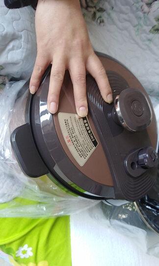 苏泊尔(SUPOR)电压力锅 一锅双胆 一键减压 智能控温 CYSB60YCW10D-110 6L高压锅 晒单图