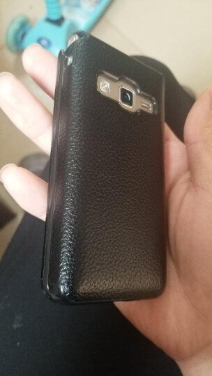 三星 Galaxy Folder2 (SM-G1650)2GB+16GB 碧玺红 移动联通电信4G翻盖手机 双卡双待 晒单图