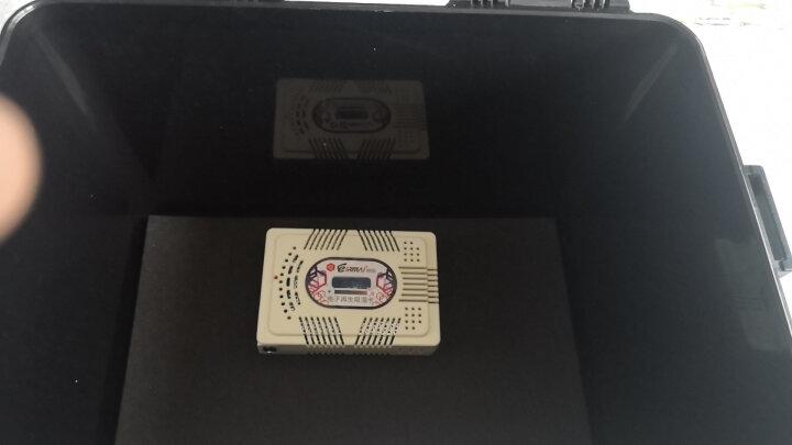 锐玛(EIRMAI) R21 防潮箱 干燥箱 防霉箱 镜头防水密封箱 大号 送大号吸湿卡 炫黑色 晒单图