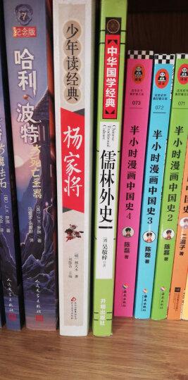 世界文学名著宝库·青少版:杨家将传(7-10岁,小学生中低高年级课外阅读推荐) 晒单图