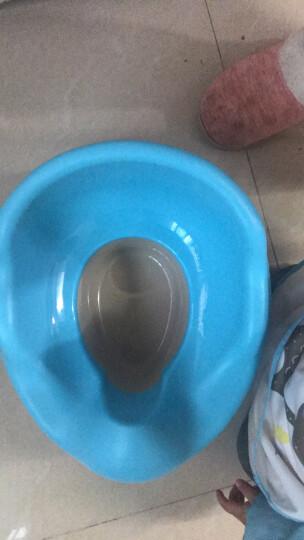 gb好孩子儿童坐便器马桶男女宝宝坐便凳幼儿童分体座便器马桶加大 舒畅蓝 晒单图