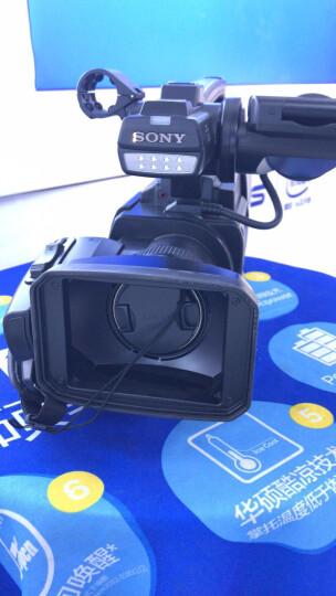 索尼(SONY)HXR-MC2500肩扛式高清数码摄录一体机 婚庆 会议专业数码高清摄像机2500C 黑色 套餐一 下滑网页参看不同套餐搭配 晒单图