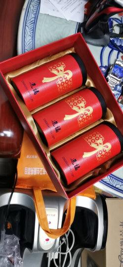 【茶到福到财神到】水蜜潭大红袍茶叶乌龙茶武夷山岩茶大红袍浓香型礼盒装400g 顺丰包邮 支持30天退换货 晒单图